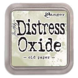 OLD PAPER  - Tinta Distress...